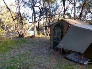 Excellent camp site